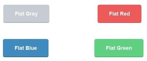 Button Editor CSS Design